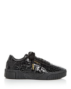 PUMA - Women's Cali Low-Top Platform Sneakers