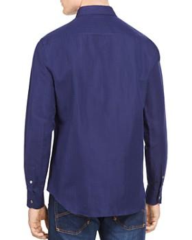 Armani - Textured Classic Fit Sport Shirt