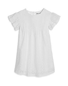 Mini Series - Girls' Eyelet Dress, Little Kid - 100% Exclusive