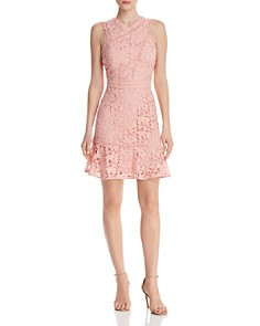 Adelyn Rae - Jessie Woven Lace Dress