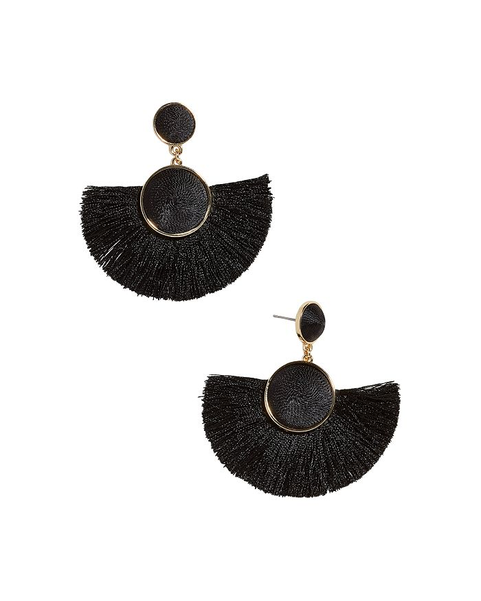 BAUBLEBAR - Marinella Fringe Drop Earrings