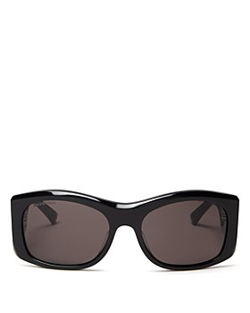 Balenciaga - Women's Rectangular Sunglasses, 59mm