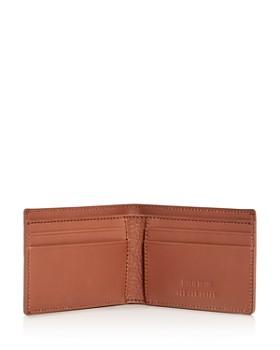 Shinola - Super-Slim Leather Bifold Wallet