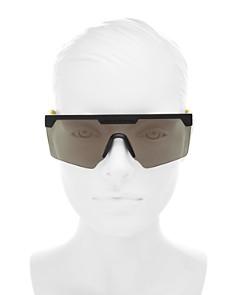 MARC JACOBS - Women's Mirrored Shield Sunglasses, 143mm