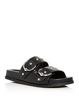 Rebecca Minkoff - Women's Vachel Slide Sandals