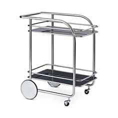 Bassett Mirror - Sidecar Bar Cart