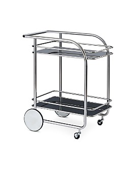 Bassett Mirror - Sidecar Bar Cart