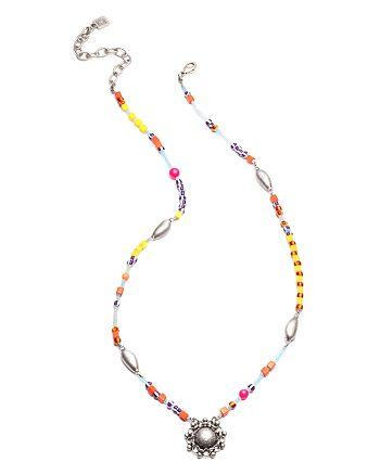 "Dannijo - Tahiti Necklace, 19.5"""