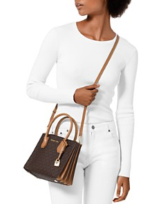 MICHAEL Michael Kors - Mercer Medium Accordion Messenger Bag