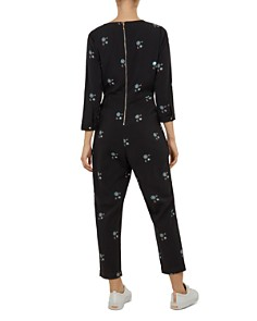 Ted Baker - Colour by Numbers Duasba Midnight Sun Jumpsuit