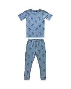 PJ Salvage - Boys' Skull & Palm Tree Pajama Set - Little Kid