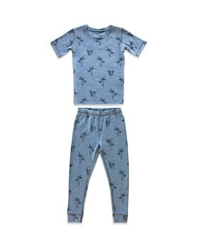 PJ Salvage - Boys' Skull & Palm Tree Pajama Set - Little Kid