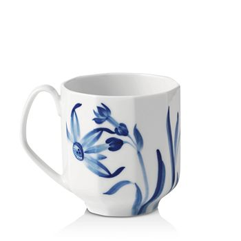 Royal Copenhagen - Blomst Narcissus Mug - 100% Exclusive