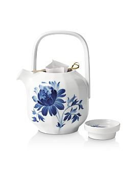 Royal Copenhagen - Blomst Tree Peony Teapot
