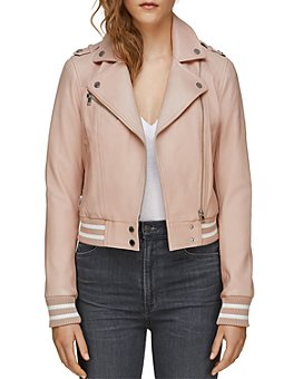 Soia & Kyo - Arisa Moto Leather Jacket