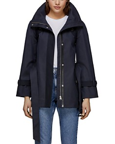 Mackage - Iva Wrap Short Trench Coat