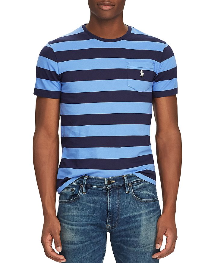 Polo Ralph Lauren - Yale Striped Tee - 100% Exclusive