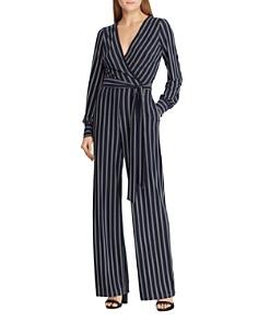 Ralph Lauren - Striped Jersey Jumpsuit