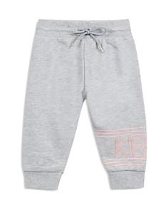 Kenzo - Girls' Signature Jogger Pants - Baby