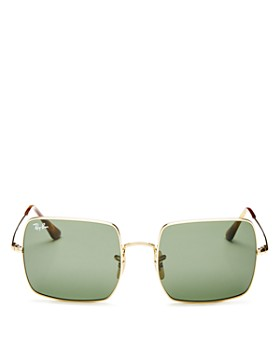 Ray-Ban - Women's Square Sunglasses, 54mm