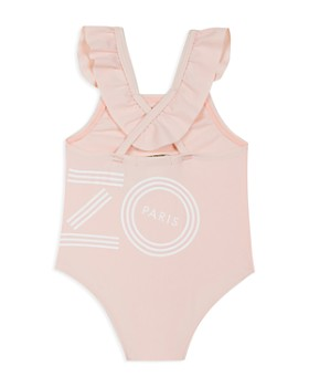 Kenzo - Girls' Logo One-Piece Swimsuit - Baby