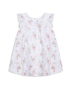 Tartine et Chocolat - Girls' Ruffle-Sleeve Floral Dress - Baby