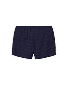Ralph Lauren - Girls' Eyelet Shorts - Big Kid
