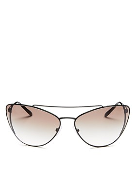 7ee1b3a4c18 Prada - Women s Brow Bar Cat Eye Sunglasses