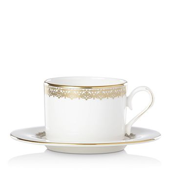 Lenox - Lace Couture Cup & Saucer Set