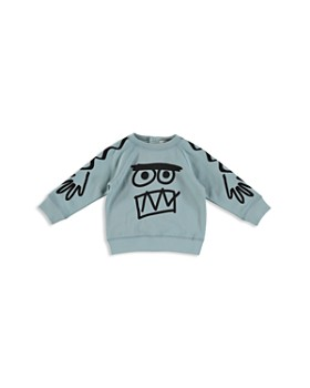 Stella McCartney - Boys' Face Sweatshirt - Baby