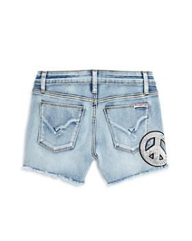 Hudson - Girls' Festival Denim Shorts, Little Kid, Big Kid - 100% Exclusive