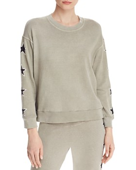 Monrow - Vintage Star Sweatshirt