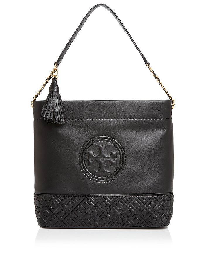 Tory Burch - Fleming Leather Hobo