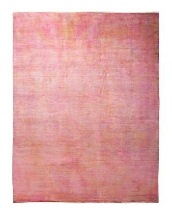 """Solo Rugs - Rebecca Vibrance Area Rug, 8'0"""" x 10'1"""""""