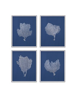 Bassett Mirror - Sea Fans Collection