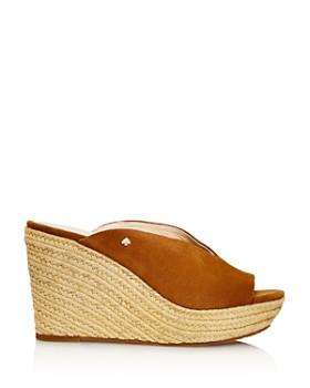 kate spade new york - Women's Thea Wedge Platform Sandals