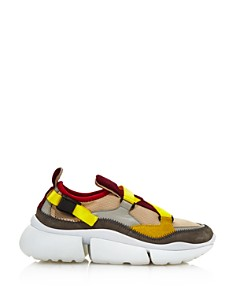 Chloé - Women's Sonnie Low-Top Sneakers