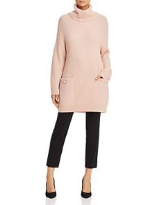 Emporio Armani - Oversized Turtleneck Sweater