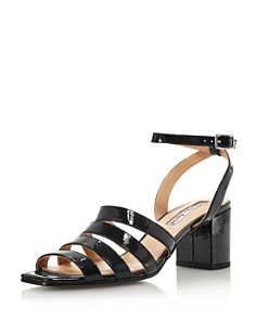 Charles David - Women's Crispin Strappy Block Heel Sandals