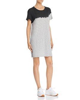 ATM Anthony Thomas Melillo - Dip-Dyed T-Shirt Dress