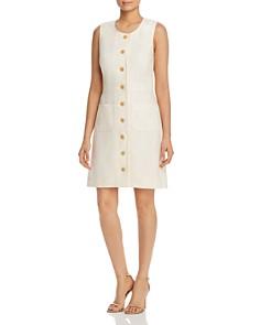 Tory Burch - Sleeveless Linen Dress