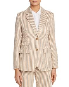 Tory Burch - Striped Blazer