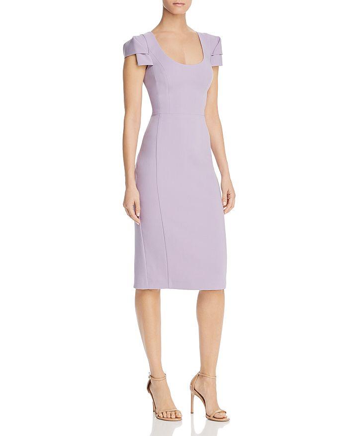 62b82d4487 Black Halo - Amelie Sheath Dress