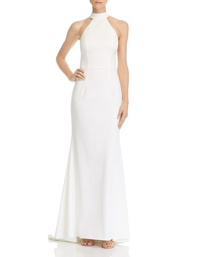 Gown Jarlo Back 100ExclusiveBloomingdale's Strap Cecily vm0wNn8