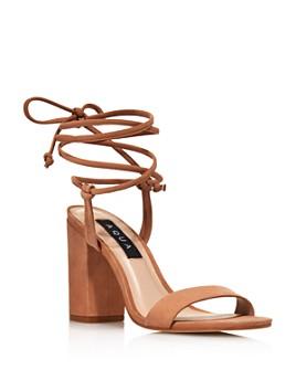 AQUA - Helen Owen x AQUA Women's Kenzo Sandals - 100% Exclusive