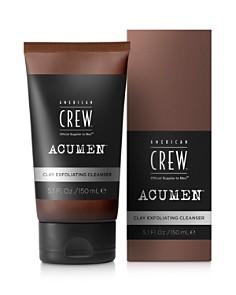 American Crew Acumen - ACUMEN™ Clay Exfoliating Cleanser - 100% Exclusive