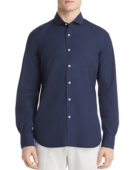 Dylan Gray - Classic Fit Poplin Shirt - 100% Exclusive