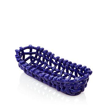 VIETRI - Woven Bread Basket - 100% Exclusive