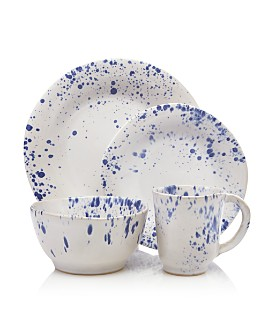 VIETRI - Aurora Ocean Splatter Dinnerware Collection - 100% Exclusive