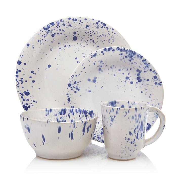 VIETRI - Aurora Ocean Splatter Dinnerware Collection - 100% Exclusive